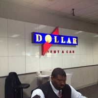 Photo taken at Dollar Rent A Car by Carmen G. on 1/10/2013