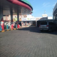 Photo taken at Al Tadamon Petrol Station by Mohammed S. A. on 12/20/2012