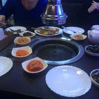 Foto scattata a Korean BBQ гриль da Григорий Д. il 3/26/2018