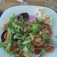 Photo taken at Restaurante Zanato by José Augusto R. on 10/21/2013