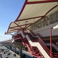 Photo taken at Metrorrey Estación Anáhuac by José G. C. on 3/3/2013