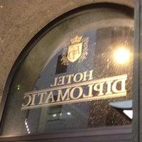 Foto scattata a Hotel Diplomatic da Gianky D. il 12/2/2012
