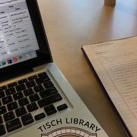 Photo taken at Tisch Library, Tufts University by Gabriella B. on 10/21/2017