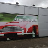 Photo taken at Newport Pagnell Southbound Services (Welcome Break) by Wolfgang R. on 2/6/2013