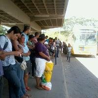 Photo taken at Terminal Integrado Barro by Carlinha #. on 4/18/2013