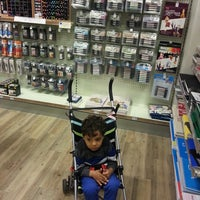 Photo taken at Hobbycraft by Ahmed Y. on 8/11/2013