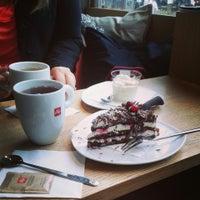 Photo taken at Gourmet Club Deli & Cafe by Viktoria K. on 8/22/2013
