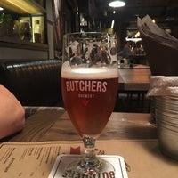 Снимок сделан в United Butchers grill bar пользователем Viktoria K. 8/5/2017