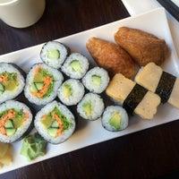 Photo taken at Sushi Bar Rice Garden by Viktoria K. on 10/3/2015