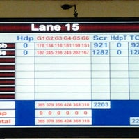 Photo taken at Dolton Bowl by M.J. F. on 11/6/2012
