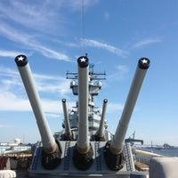 Photo taken at Battleship New Jersey Museum & Memorial by Artem K. on 5/31/2013