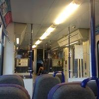 Photo taken at Train Platform by Artem K. on 6/1/2013