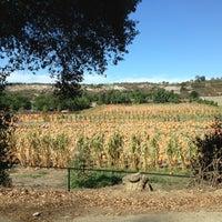 Photo taken at Bates Nut Farm by Elijah N. on 10/13/2012