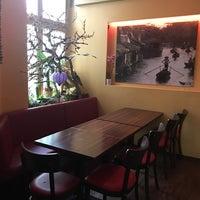 Photo taken at Buddha's Kitchen by Olga F. on 4/14/2017