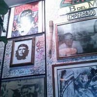 Photo taken at La Bodeguita del Medio by UhOh G. on 6/23/2013