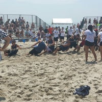 Photo taken at STTS Tug of War by Tara N. on 7/21/2013