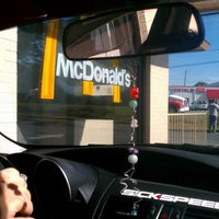 Photo taken at McDonald's by Thomas F. on 9/20/2012