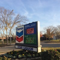Das Foto wurde bei Chevron von Alex P. am 1/16/2015 aufgenommen