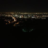 Photo taken at Mulholland Drive by Alexandra A. on 10/29/2012