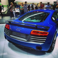 Photo taken at Audi на mmac by Майя М. on 9/7/2014