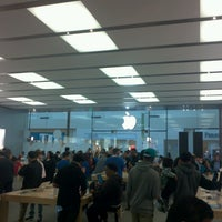 Photo taken at Apple by Kelly J. on 3/10/2013