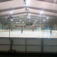 Photo taken at Pickwick Ice Center by Kelly J. on 2/1/2013