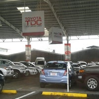 Photo taken at Ciudad Toyota by Luis N. on 11/9/2012