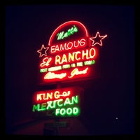 Photo taken at Matt's El Rancho by Paul L. on 2/18/2013