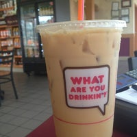 Photo taken at Dunkin Donuts by Rody V. on 4/8/2013