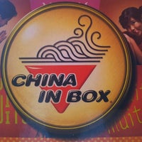 Photo taken at China in Box by Marcinho C. on 9/28/2013