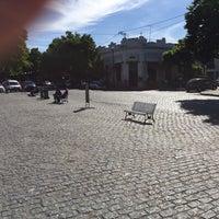 Photo taken at Ciudad Vieja by La Plata S. on 12/6/2015