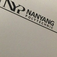 Photo taken at Nanyang Polytechnic (NYP) by Xtian M. on 8/21/2013