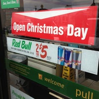 Photo taken at 7-Eleven by Jian S. on 12/25/2012