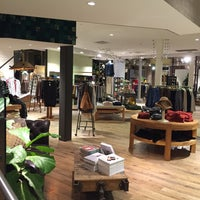 Photo taken at Anthropologie by Kevin K. on 12/8/2015