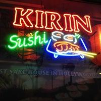 Photo taken at Crazy Rock'N Sushi by Joel D. on 11/5/2012