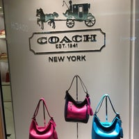 Photo taken at Coach by Moises M. on 11/19/2012