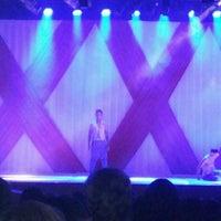 Photo taken at Teatro Dom Bosco by Arlene D. on 7/6/2013