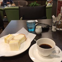 Photo taken at コフィア by Hiroaki N. on 5/9/2015