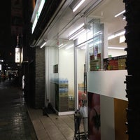 Photo taken at Lawson Store 100 by Hiroaki N. on 11/17/2015