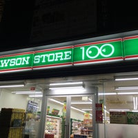 Photo taken at Lawson Store 100 by Hiroaki N. on 12/8/2015