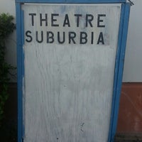 Photo taken at Theatre Suburbia by Marcus on 6/9/2013