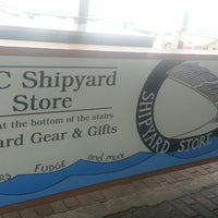 Photo taken at Shipyard Shops by Marcus on 9/10/2013