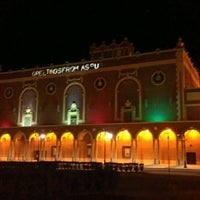 Photo taken at Asbury Park Boardwalk by Marcus on 3/31/2013