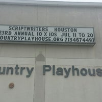 Photo taken at Country Playhouse by Marcus on 7/14/2013