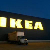 Photo taken at IKEA Houston by Marcus on 1/6/2013
