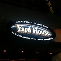 Photo taken at Yard House by Marcus on 4/21/2013