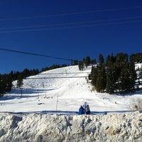 Photo taken at Homewood Ski Resort by John T. on 1/3/2013
