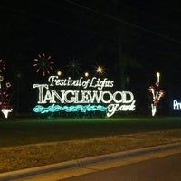 Photo taken at Tanglewood Festival of Lights by Paula H. on 12/9/2012