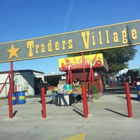 Photo taken at Traders Village by Laura S. on 1/20/2013