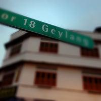 Photo taken at Lorong 18 Geylang by JK on 3/19/2013